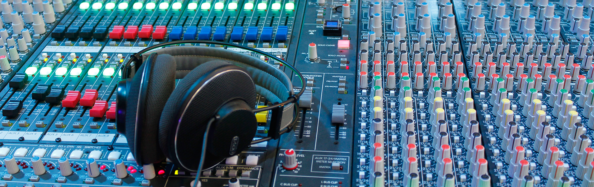 Audio y Sonorización, Video e Iluminación y Circuito Cerrado
